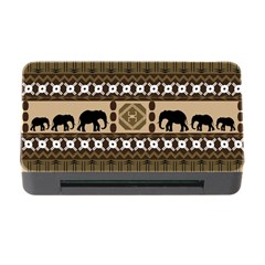 African Vector Patterns  Memory Card Reader With Cf