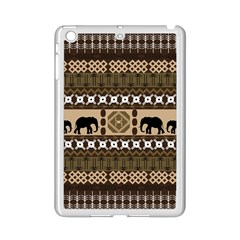 African Vector Patterns  Ipad Mini 2 Enamel Coated Cases