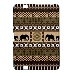 African Vector Patterns  Kindle Fire Hd 8 9