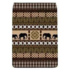 African Vector Patterns  Flap Covers (L)