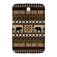 African Vector Patterns  Samsung Galaxy Note 8.0 N5100 Hardshell Case