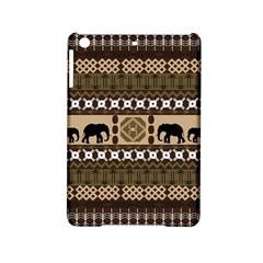 African Vector Patterns  Ipad Mini 2 Hardshell Cases