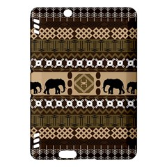 African Vector Patterns  Kindle Fire Hdx Hardshell Case