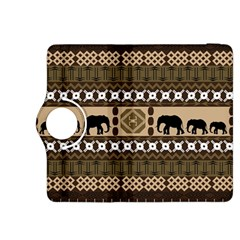 African Vector Patterns  Kindle Fire Hdx 8 9  Flip 360 Case