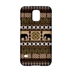 African Vector Patterns  Samsung Galaxy S5 Hardshell Case