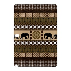 African Vector Patterns  Samsung Galaxy Tab Pro 10 1 Hardshell Case