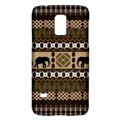African Vector Patterns  Galaxy S5 Mini