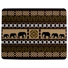 African Vector Patterns  Jigsaw Puzzle Photo Stand (Rectangular)