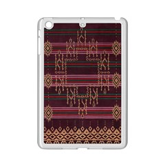 Ulos Suji Traditional Art Pattern Ipad Mini 2 Enamel Coated Cases
