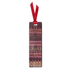 Ulos Suji Traditional Art Pattern Small Book Marks