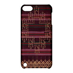 Ulos Suji Traditional Art Pattern Apple iPod Touch 5 Hardshell Case with Stand
