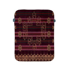 Ulos Suji Traditional Art Pattern Apple Ipad 2/3/4 Protective Soft Cases