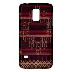 Ulos Suji Traditional Art Pattern Galaxy S5 Mini