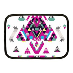 Geometric Play Netbook Case (medium)