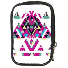 Geometric Play Compact Camera Cases