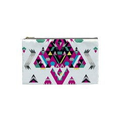 Geometric Play Cosmetic Bag (small)