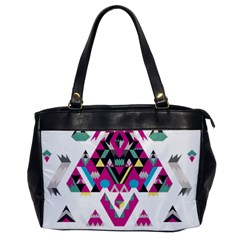 Geometric Play Office Handbags