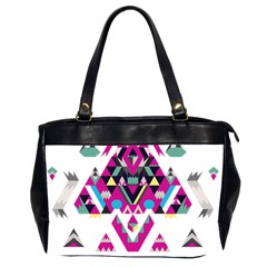 Geometric Play Office Handbags (2 Sides)