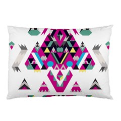 Geometric Play Pillow Case (two Sides)