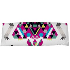 Geometric Play Body Pillow Case (dakimakura)