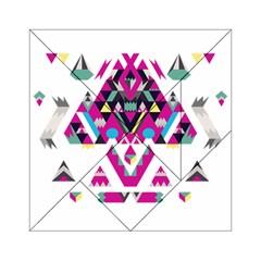 Geometric Play Acrylic Tangram Puzzle (6  X 6 )