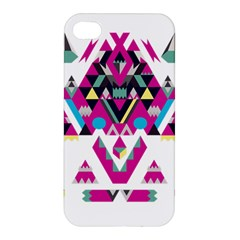 Geometric Play Apple Iphone 4/4s Premium Hardshell Case