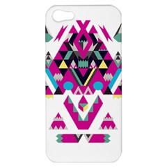 Geometric Play Apple Iphone 5 Hardshell Case