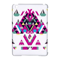 Geometric Play Apple Ipad Mini Hardshell Case (compatible With Smart Cover)