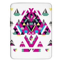 Geometric Play Samsung Galaxy Tab 3 (10 1 ) P5200 Hardshell Case
