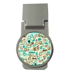 Telegramme Money Clips (round)