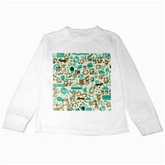 Telegramme Kids Long Sleeve T Shirts