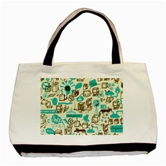 Telegramme Basic Tote Bag (two Sides)