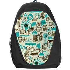 Telegramme Backpack Bag