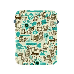 Telegramme Apple Ipad 2/3/4 Protective Soft Cases