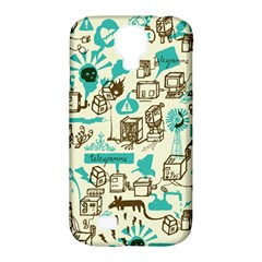 Telegramme Samsung Galaxy S4 Classic Hardshell Case (pc+silicone)