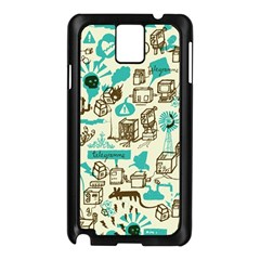 Telegramme Samsung Galaxy Note 3 N9005 Case (black)