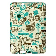 Telegramme Kindle Fire HDX Hardshell Case
