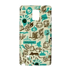 Telegramme Samsung Galaxy Note 4 Hardshell Case