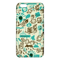 Telegramme iPhone 6 Plus/6S Plus TPU Case