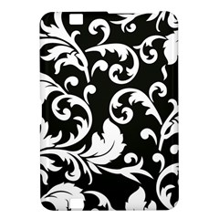 Vector Classical Traditional Black And White Floral Patterns Kindle Fire Hd 8 9