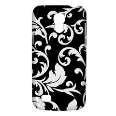 Vector Classical Traditional Black And White Floral Patterns Galaxy S4 Mini