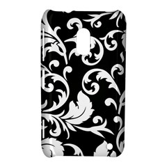 Vector Classical Traditional Black And White Floral Patterns Nokia Lumia 620