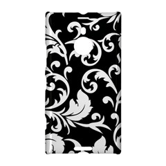 Vector Classical Traditional Black And White Floral Patterns Nokia Lumia 1520