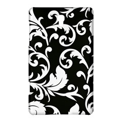 Vector Classical trAditional Black And White Floral Patterns Samsung Galaxy Tab S (8.4 ) Hardshell Case