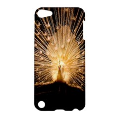 3d Beautiful Peacock Apple iPod Touch 5 Hardshell Case