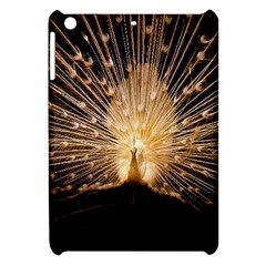 3d Beautiful Peacock Apple Ipad Mini Hardshell Case