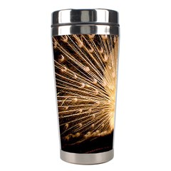 3d Beautiful Peacock Stainless Steel Travel Tumblers