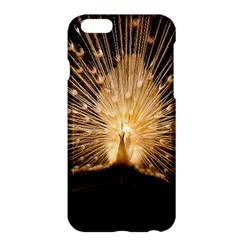3d Beautiful Peacock Apple iPhone 6 Plus/6S Plus Hardshell Case