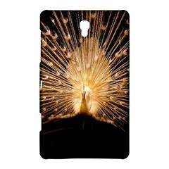 3d Beautiful Peacock Samsung Galaxy Tab S (8 4 ) Hardshell Case