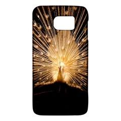3d Beautiful Peacock Galaxy S6